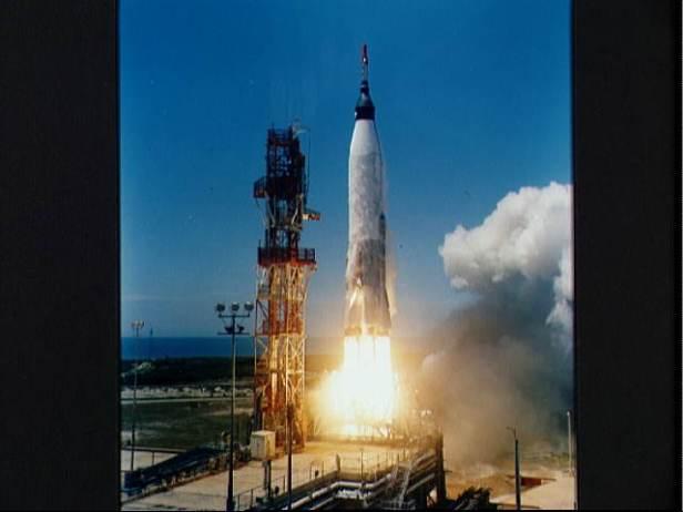 MA-3 liftoff 10073440