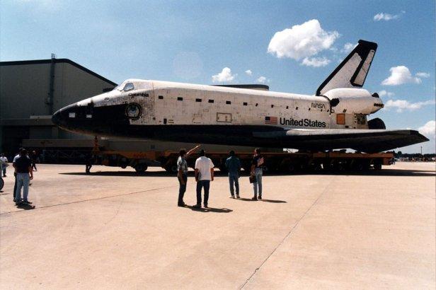 STS-83 KSC-97EC-0380