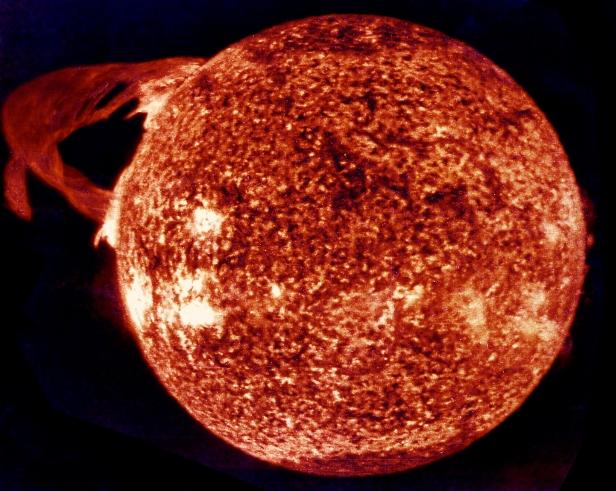 Skylab 4 solar flare 7461902-orig