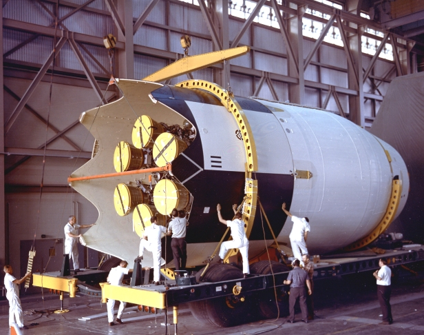 S-IV Second_Stage_for_SA-9
